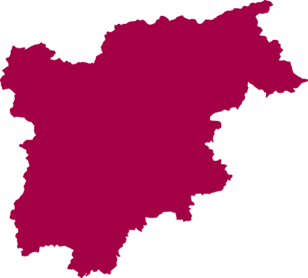 Cartina Trentino.Clal Trentino Alto Adige Settore Lattiero Caseario