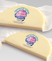 Provolone cheese mild flavour