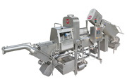 Steam Stretching Machine GEA-CMT DISCOVERY PLUS