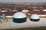 Biogas production plant from buttermilk and dairy by-products (636 kWh) (2) - Fluence Italy S.r.l.
